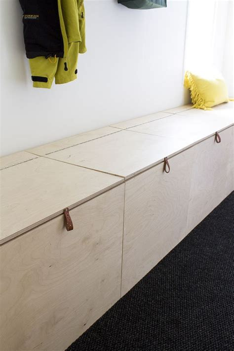 diy plywood bench hajottamo diy kenk 228 loota vanerista diy shoebox from