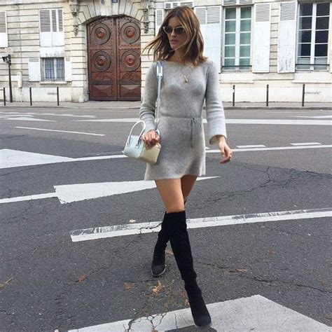 knee boots thigh boots fall 2014 most stylish shoe