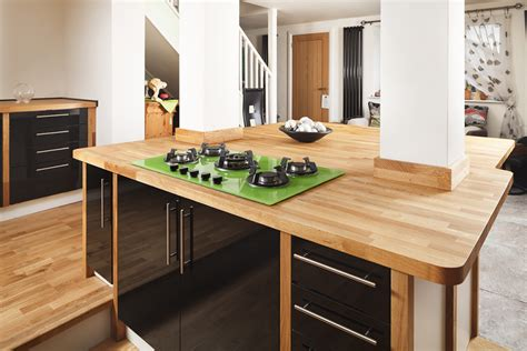 kitchen island worktops uk oak worktop gallery
