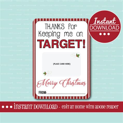printable gift cards target target gift card holder printable editable gift card