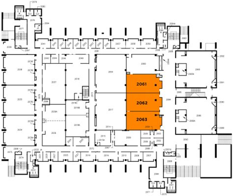 floor plans waterloo location and maps math faculty computing facility mfcf