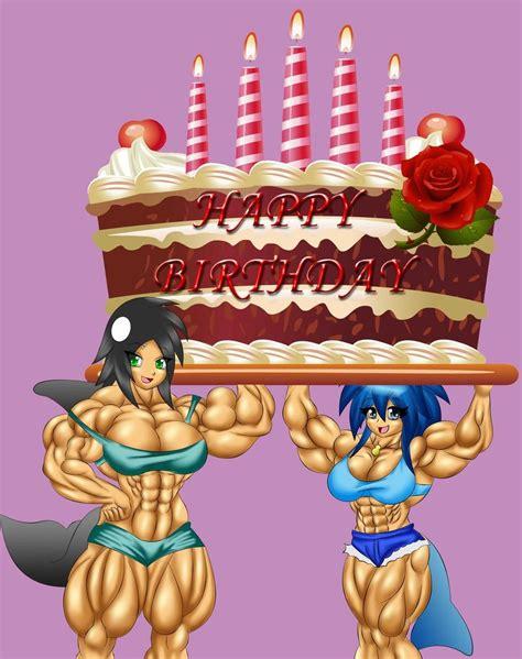 Happy Birthday Wishes Bodybuilders Happy Birthday By Siegfried129 On Deviantart