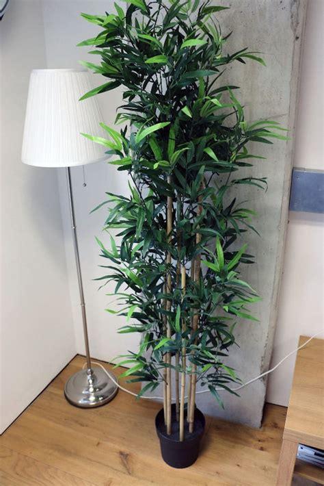Bamboo Decoration Plante Artificielle De Faux V 233 G 233 Taux Plus Vrais Que