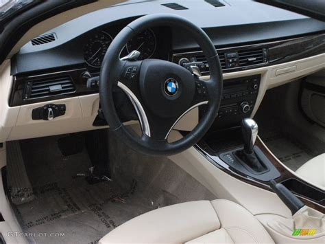 328i Interior by Beige Interior 2010 Bmw 3 Series 328i Coupe Photo