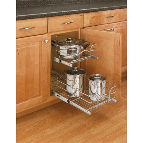kitchen cabinet pull out baskets storage baskets chrome pull out wire baskets w