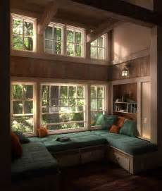 Cool Window Seats - i would love a cozy and cool window seat michael 84