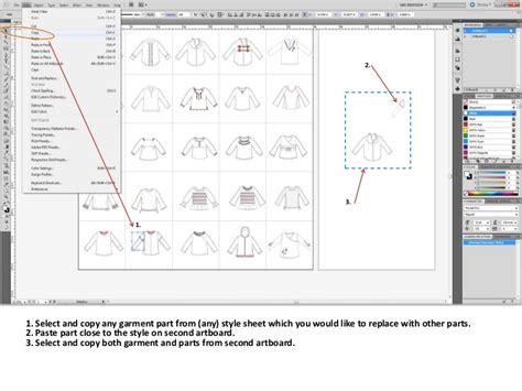 fashion design templates for adobe illustrator using illustrator fashion templates by www
