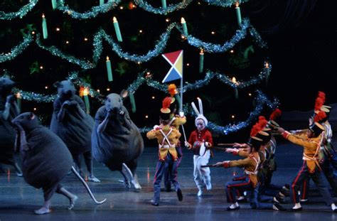 lincoln center nyc ballet nycb the nutcracker at david h koch theater at lincoln