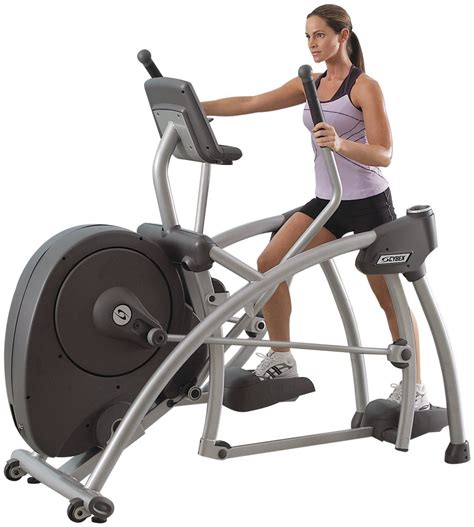 cybex 360a home arc trainer demo