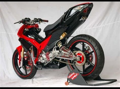 Foot Step Underbone Vixion New Cb150r Mx New 150 Moto Gp kit new jupiter mx doovi