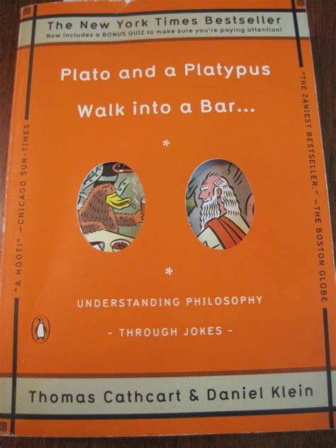 plato and a platypus tear down this wall clump a day