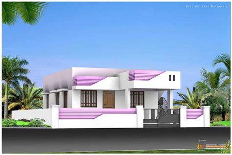 home design low budget house elevation photos in tamil nadu joy studio design
