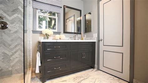 jeff lewis bathroom design gray door moldings contemporary bathroom jeff lewis