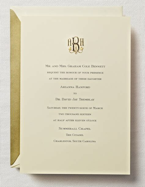 proper wedding invitation format proper wedding invitation wording theruntime