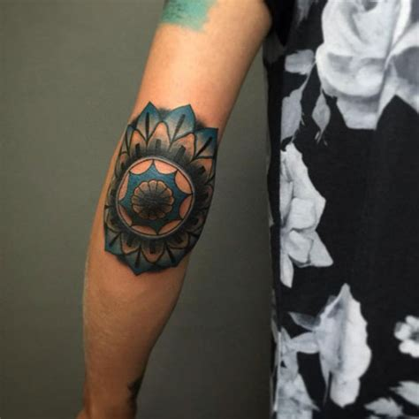 30 elbow tattoos for men
