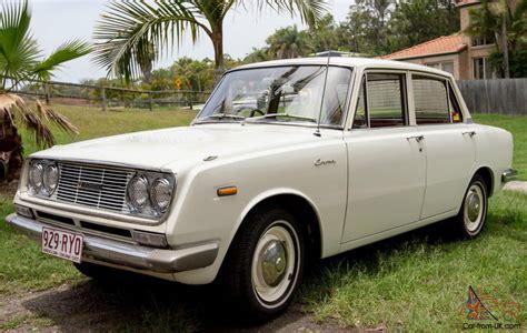 toyota corona classic 1966 toyota corona rt40 car all original mint