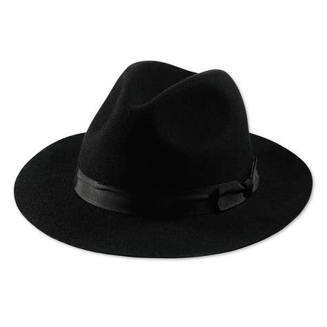 black hat black fedora hat instylefashionista women clothing