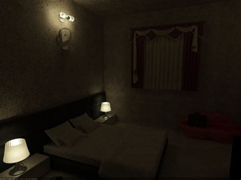 night for bedroom night of bedroom by 3d reality on deviantart