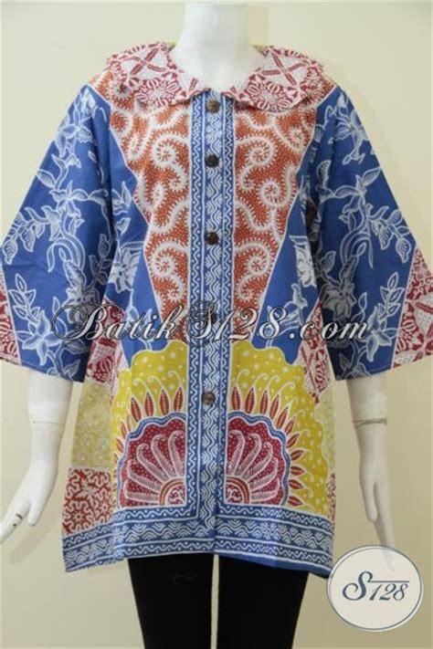Blus Batik Halus Harga Murah Jual Pakaian Batik Bagus Dan Halus Untuk Wanita Karir