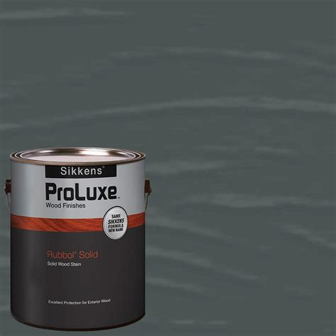 ppg proluxe  gal hdgsik  driftwood rubbol solid