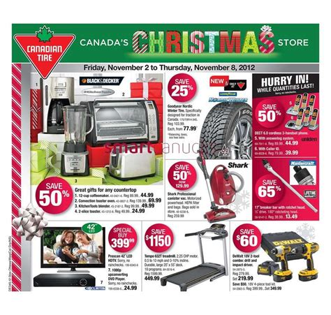 Canadian Tire Trail Flyer Flyer Canadian Tire Flyer Nov 2 To 8 Canada Flyers Coupons