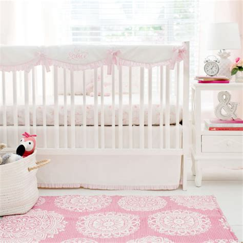 Flamingo Crib Bedding White And Pink Flamingo Crib Bedding Flamingo Baby Bedding Pink Flamingo Baby Nursery