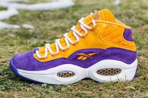 question sneakers sneakersnstuff x reebok question quot crocus quot sneakernews
