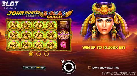 www cmd net john hunter scarab queen pragmatic play main slot games