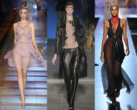 Clearly Fashion See Through Trends Couture In The City Fashion by The Sheer Or Transparent Trend
