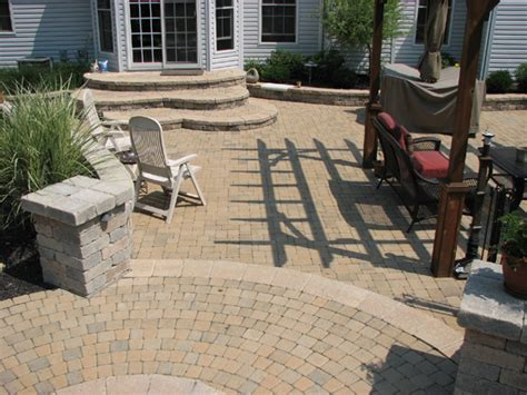 Patio Greenwich by Klein S Lawn Landscaping Hardscapes Patios