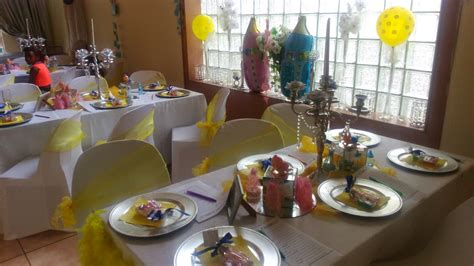 boutique venue with setups and halaal catering - Bridal Shower South Africa