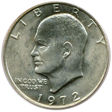 1972 eisenhower dollar 1 ty 1 pcgs ms64 buy sell