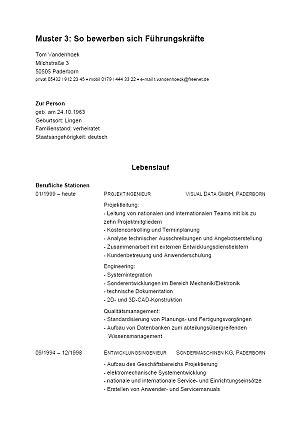 Bewerbungsschreiben Praktikum Hauswirtschaft Muster So Bewerben Sich F 252 Hrungskr 228 Fte Focus