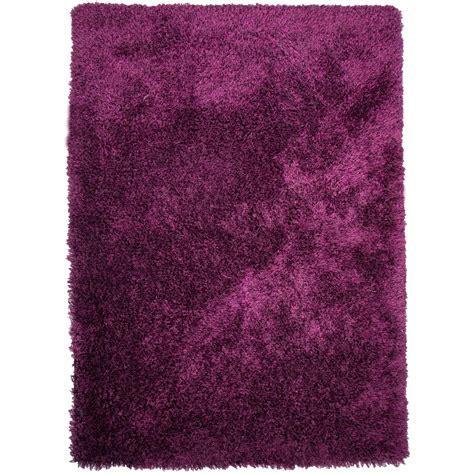 small purple rug modern thick purple soft small shaggy rug barrington kukoon