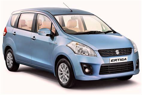 Suzuki Ertiga Autocars Suzuki Ertiga