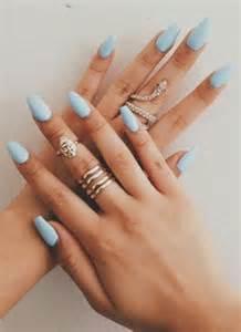 best 25 light blue nails ideas on pastel blue
