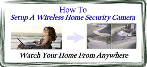 home security setups