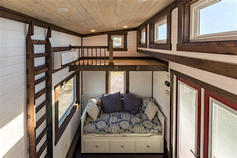 Barn Houses by Full Build Services From An Rvia Tiny House Builder Tiny