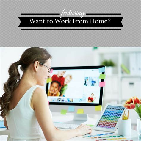 want to work from home these companies offer remote