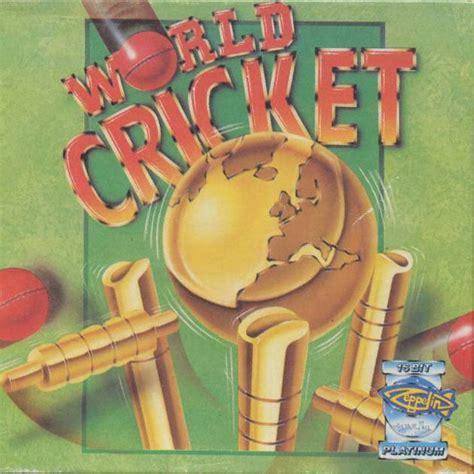 emuparadise cricket 2000 world cricket rom
