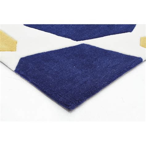 navy and yellow rug hive navy and yellow rug temple webster