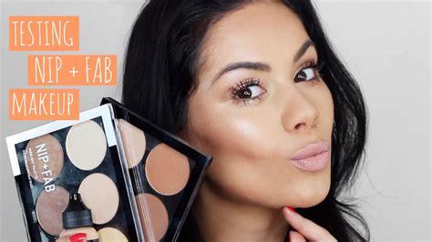 Nip Fab testing nip fab makeup new launch s big