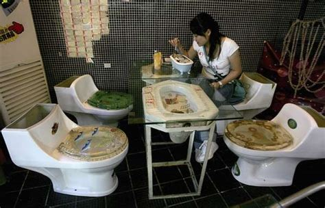 Would You Eat On A Toilet Seat by Toilet Themed Dining Update Marton Restaurant Now A Chain