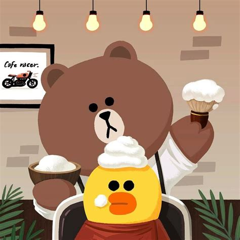 Line Friends Brown the 251 best line friends images on line