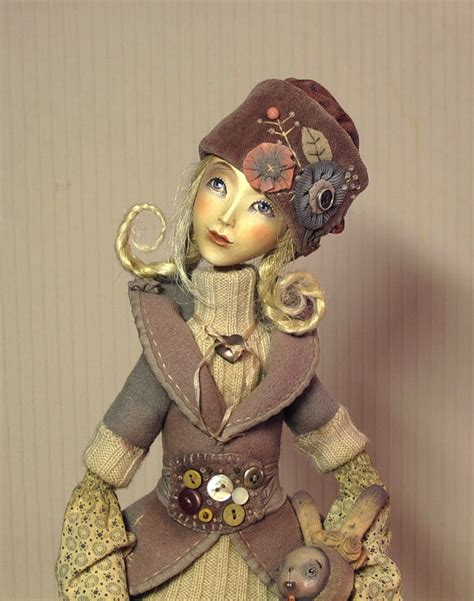 How To Make Paper Clay Dolls - the new clay news paperclay dolls by zueva