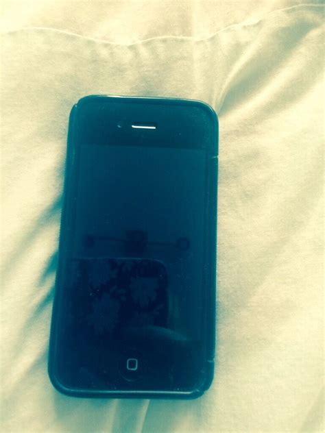 black iphone 4 used 163 50 ono in wingerworth derbyshire gumtree
