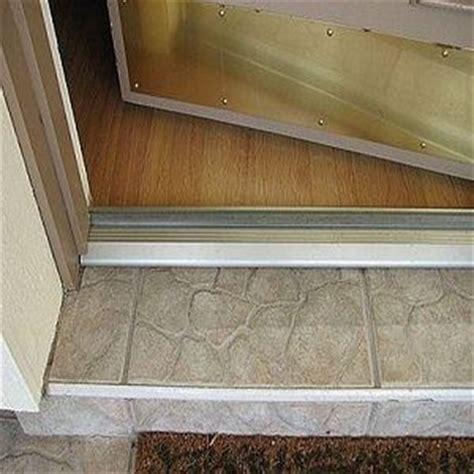 How To Replace A Threshold On An Exterior Door How To Replace A Door Threshold Stepbystep Services Pinterest Doors