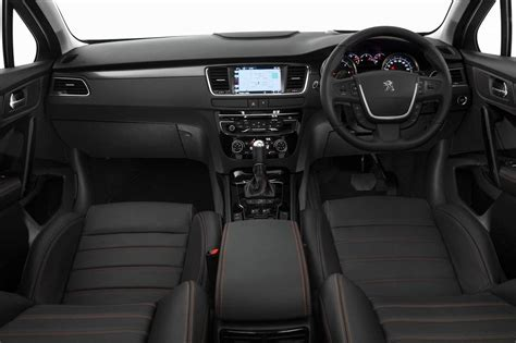 peugeot 508 interior 2017 2017 peugeot 508 gt review behind the wheel