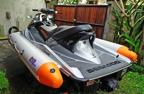 sea doo inflatable boats dockitjet open water rib inflatable sponson kits ozpwc