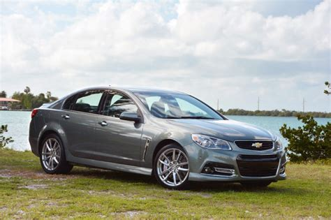 chevrolet ss sedan 2015 2015 chevrolet ss sedan updates changes new features